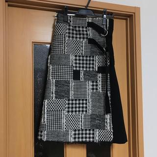 STUDIOUS - 美品 ユナイテッドトーキョー 巻きスカート