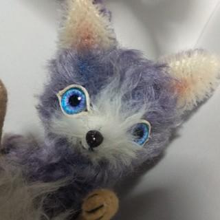 作家 猫  ぬいぐるみ(ぬいぐるみ)