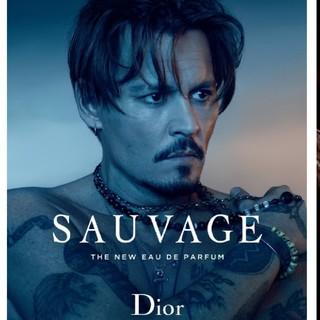 ディオール(Dior)のdior 男性用香水(香水(男性用))