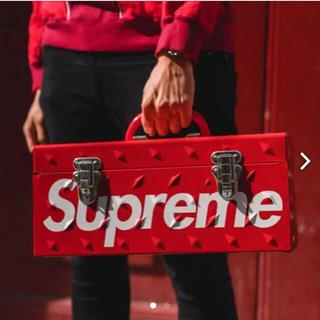 Supreme - Supreme diamond plate tool box
