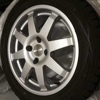 ダンロップ(DUNLOP)のWINTER MAXX 01 205/55R16 91Q アルミホイール付き(タイヤ・ホイールセット)