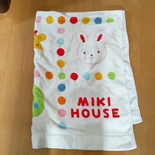 ミキハウス(mikihouse)のタオルケット(タオルケット)