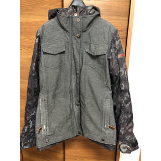 Roxy - ウェア ジャケット スノーウェア 撥水パーカー