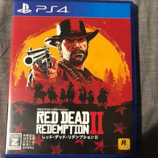 PlayStation4 - レッドデッド リデンプション2