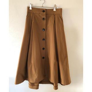 ドレステリア(DRESSTERIOR)の美品 2018aw ドレステリア スカート(ロングスカート)