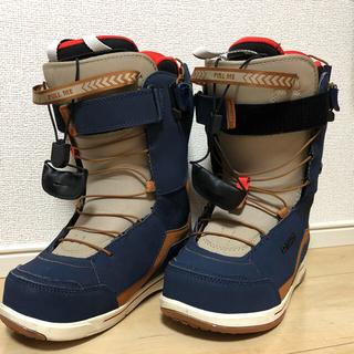 ディーラックス(DEELUXE)の☆美品☆DEELUXE☆スノボ☆ブーツ☆レディース☆23.5☆ディーラックス(ブーツ)