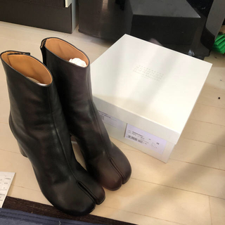 マルタンマルジェラ(Maison Martin Margiela)のマルジェラ 足袋ブーツ(ブーツ)