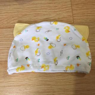 ニシキベビー(Nishiki Baby)の赤ちゃん帽子 アヒル柄(帽子)
