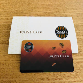 カード タリーズ ギフト