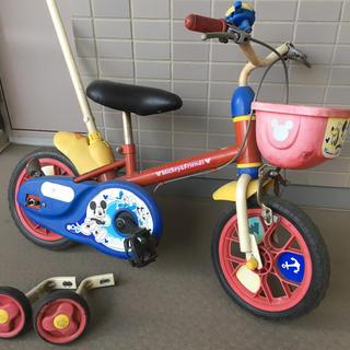 ディズニー(Disney)の自転車12インチ(自転車)