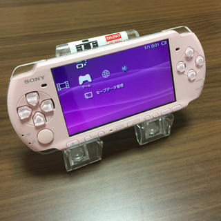 PlayStation Portable - PSP3000ブロッサムピンク
