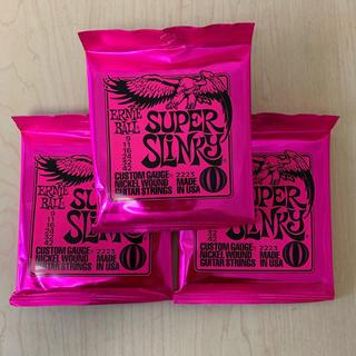 3セット Ernie Ball Super Slinky #2223(弦)