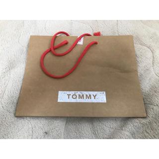 トミー(TOMMY)のTommy ショッパー(ショップ袋)