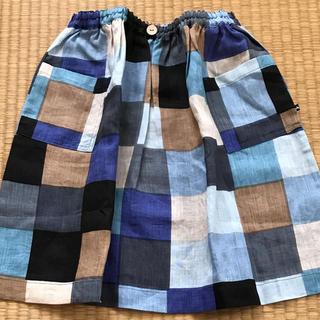 ミナペルホネン(mina perhonen)のミナペルホネン  キッズ 130 スカート(スカート)