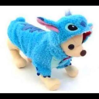 ディズニー(Disney)のペットパラダイス スティッチ 着ぐるみ 犬服 petparadise 4s(犬)