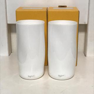スガハラ(Sghr)の新品 箱入り スガハラ グラス タンブラー 2個セット(グラス/カップ)
