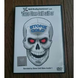 WWE  DVD  ストーンコールド  セッド・ソウ(格闘技/プロレス)