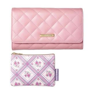 メゾンドフルール(Maison de FLEUR)のSweet2月号 付録  財布、ポーチ(ファッション)