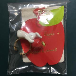 franche lippee - フランシュリッペ うさぎとりんごの指輪