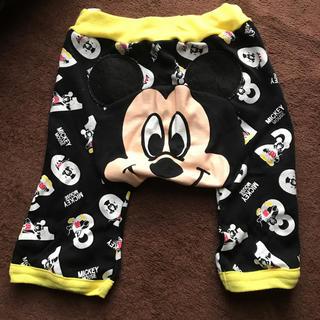 ディズニー(Disney)のミッキー パンツ80(パンツ)