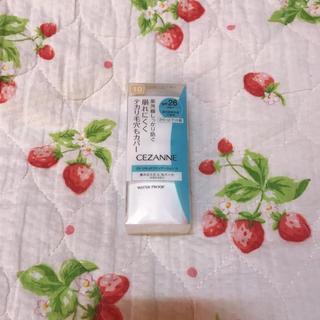 セザンヌケショウヒン(CEZANNE(セザンヌ化粧品))のUVリキッドファンデーション 10(ファンデーション)