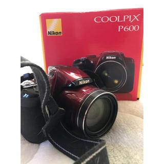 Nikon - Nikon coolpix  P600