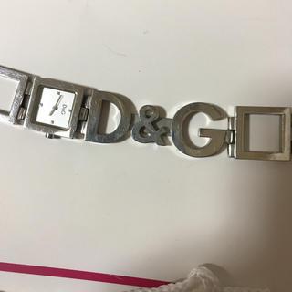 ディーアンドジー(D&G)のドルガバ(タイム)腕時計(腕時計)