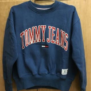 トミー(TOMMY)の春新品 Tommy Jeans パーカー 男女兼用 暖かい(パーカー)