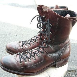 ニコルクラブフォーメン(NICOLE CLUB FOR MEN)のNICOLE RIELABO 二コル リエラボ 25.5 ブラウン(ブーツ)
