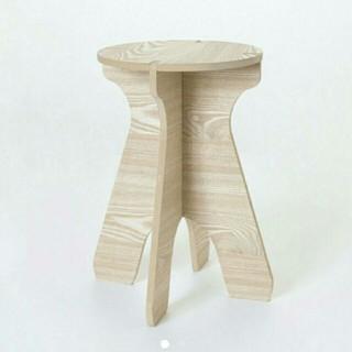 木製 ストール(スツール)