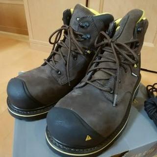 キーン(KEEN)の27cm★KEEN キーン Tacoma 6 Steel Toeワークブーツ(ブーツ)
