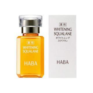 ハーバー(HABA)の送料込み[即決☆未使用品]HABA/ハーバー ホワイトスクワラン 30ML(美容液)