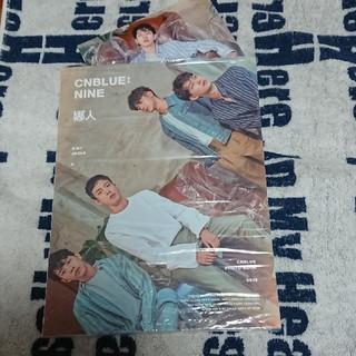 シーエヌブルー(CNBLUE)のCNBLUE 写真集 NINE ポスカ→ジョンシン(ミュージシャン)