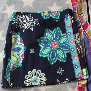 エミリオプッチ(EMILIO PUCCI)のエミリオプッチ スカート スカーフ セット(ミニスカート)
