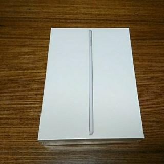 アイパッド(iPad)の新品未開封+おまけ iPad 2018年版 128GB Wifi シルバー  (タブレット)