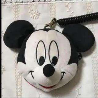 ディズニー(Disney)のミッキー(コインケース)