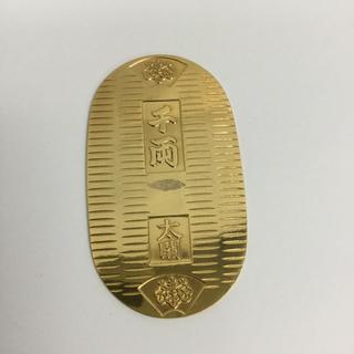 純金小判 記念 51g 万博記念 純金刻印あります。中古150(金属工芸)