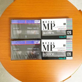 ソニー(SONY)のSONY 8ミリ ビデオ用 MP テープ ビデオカセット(ビデオカメラ)