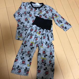 しまむら - 最終値下げ★ディズニー ミッキー 腹巻き付き パジャマ