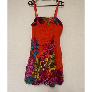 ナネットレポー(Nanette Lepore)のナネットレポー  チューブトップドレス ワンピース(ミニドレス)