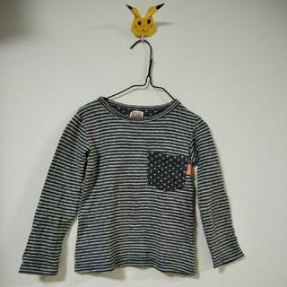 ディラッシュ(DILASH)のDILASH カットソー 長袖 男の子 110 ディラッシュ(Tシャツ/カットソー)