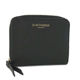 ジェイアンドエムデヴィッドソン(J&M DAVIDSON)のj&m davidson◎新品未使用(折り財布)