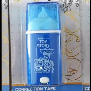 トイストーリー(トイ・ストーリー)の即購入歓迎♪新品未使用トイ・ストーリー修正テープ1つ(キャラクターグッズ)