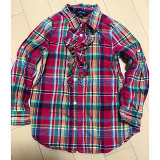 ラルフローレン(Ralph Lauren)のRalphLaurenシャツ120(ブラウス)