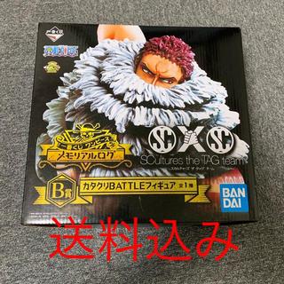 BANDAI - 新品 未開封 一番くじ ONE PIECE ワンピース B賞 カタクリ