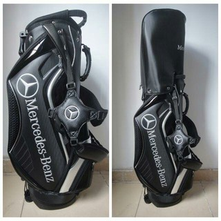メルセデスベンツ Benz ゴルフバッグ クラブ収納 ゴルフ用具(バッグ)