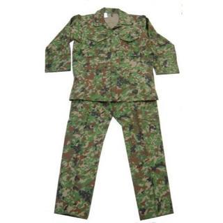 大特価 陸上自衛隊 迷彩服 2型 ドライ 上下ベルトセット 1B 戦闘服(戦闘服)