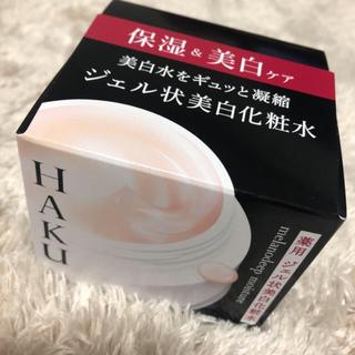 シセイドウ(SHISEIDO (資生堂))の新品未開封 HAKU 薬用ジェル状美白化粧水 100g(化粧水 / ローション)