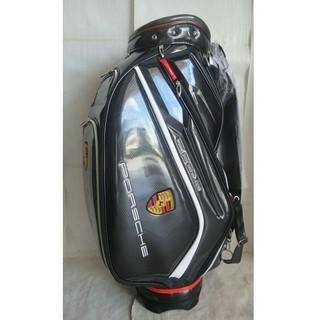 ポルシェ porsche ゴルフ キャディバッグ ゴルフバック 軽量 9.5型(バッグ)
