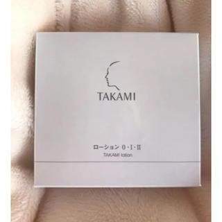 タカミ(TAKAMI)の新タカミローション 0 Ⅰ Ⅱ 20mlサイズ(化粧水 / ローション)